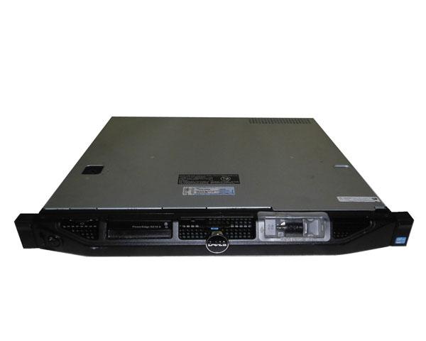 DELL PowerEdge R210 II 中古サーバー Xeon E3-1220 V2 3.1GHz/4GB/HDDなし