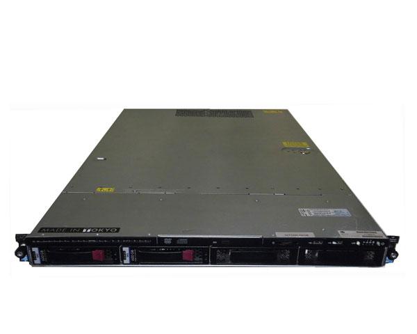 HP ProLiant 訳あり品送料無料 DL120 G7 647339-B21 中古 新色 12GB Xeon 3.1GHz 300GB×3 E3-1220