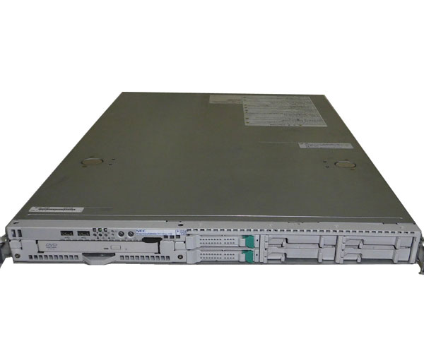NEC Express5800/R110e-1E(N8100-1930Y)【中古】Xeon E3-1220 V2 3.1GHz/4GB/300GB×1