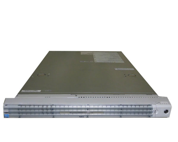 NEC Express5800/R110e-1E(N8100-1931Y)【中古】Xeon E3-1270 V2 3.5GHz/8GB/HDDなし