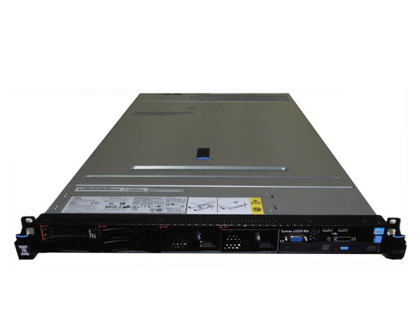 IBM System X3550 M4 7914-PBS【中古】Xeon E5-2620 2.0GHz/8GB/146GB×1