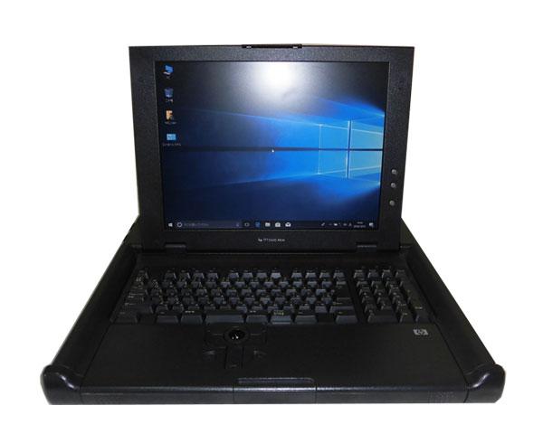HP TFT5600 RKM ラックマウント型液晶モニター (237259-007)【中古】