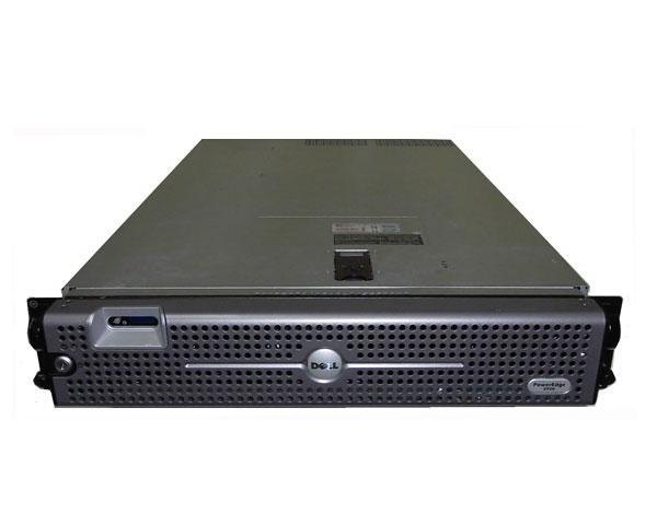 DELL PowerEdge 2950-3 営業 中古 Xeon 超人気 専門店 4GB 2.0GHz E5405 146GB×2