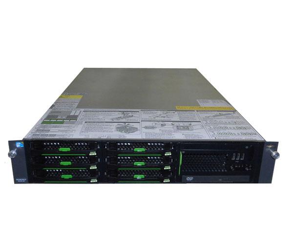 富士通 PRIMERGY RX300 S6 PGR3062E6【中古】Xeon E5503 2.0GHz/4GB/300B×3
