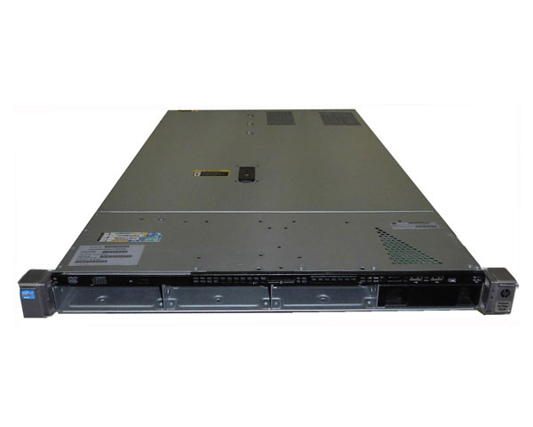 HP ProLiant DL320e Gen8 675421-291【中古】Xeon E3-1220 V2 3.1GHz/4GB/HDDなし
