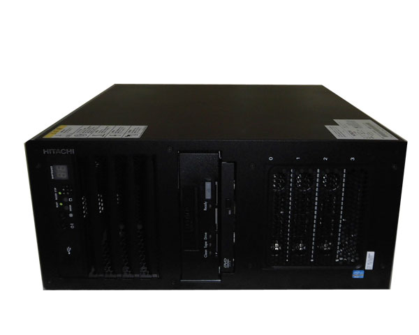HITACHI HA8000/TS10 CL2 (GQAT12CL-UNNNNR0)【中古】Xeon E3-1220 V2 3.1GHz/4GB/250GB×3