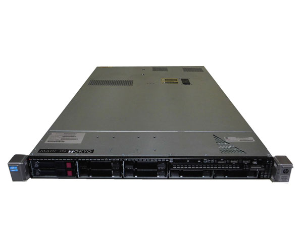 HP ProLiant DL360p Gen8 654081-B21【中古】Xeon E5-2630L 2.0GHz/32GB/300GB×1