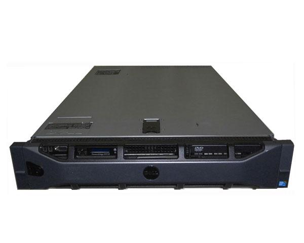 DELL PowerEdge R710 (3.5インチモデル)【中古】Xeon X5570 2.93GHz/8GB/73GB×1 (PREC 6/i)