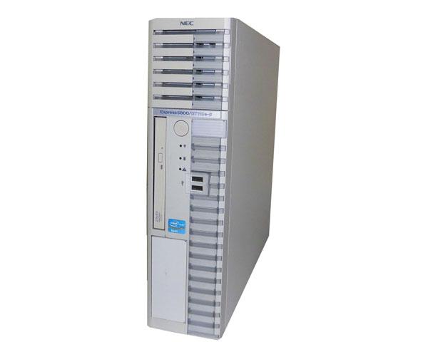 NEC Express5800/GT110e-S(N8100-1885Y)【中古】Xeon E3-1220 V2 3.1GHz/4GB/500GB×2
