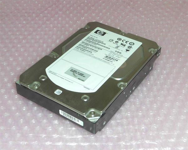 HP 581313-001 ST3450857SS SAS 15k おしゃれ 450GB 中古ハードディスク 3.5インチ ショップ
