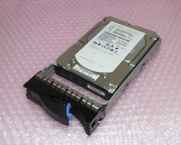 IBM 10N7208 永遠の定番 10N7207 SAS 即納 300GB 中古ハードディスク 3.5インチ 15K