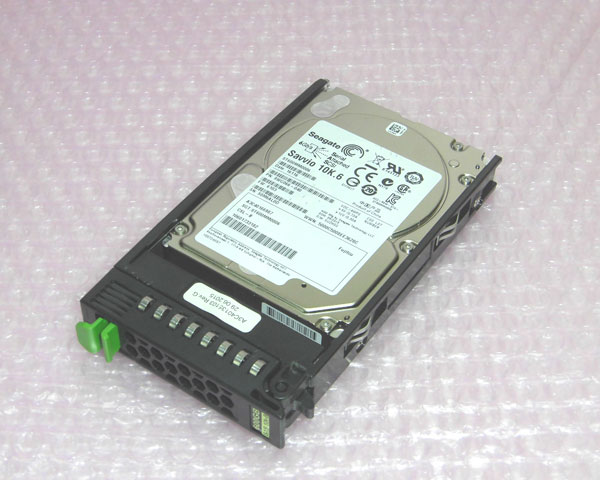 富士通 A3C40166987 ST600MM0006 SAS 10K OUTLET SALE 2.5インチ 中古ハードディスク 送料無料激安祭 600GB