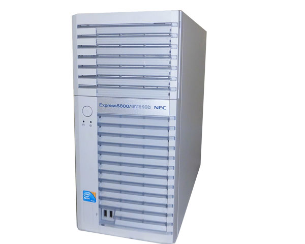 NEC Express5800 X3430/GT110b (N8100-1594Y)【中古】Xeon NEC X3430 Express5800/GT110b 2.4GHz/5GB/500GB×2, アイスタジオ:0abb2911 --- officewill.xsrv.jp