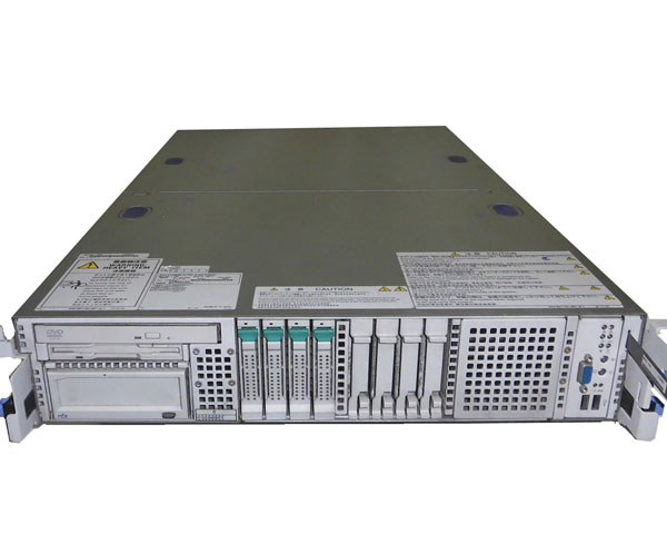 NEC Express5800/R120b-2(N8100-1708)【中古】Xeon E5620 2.4GHz/4GB/73GB×1