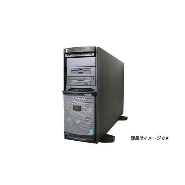 富士通 PRIMERGY TX200 S2 PGT20237S4【中古】Xeon 3.0GHz/1GB/73GB×3