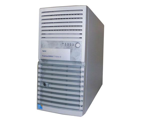 中古 NEC Express5800/T120b-E (N8100-1732) Xeon E5620 2.4GHz 8GB 146GB×2 (SAS 2.5インチ) DVD-ROM