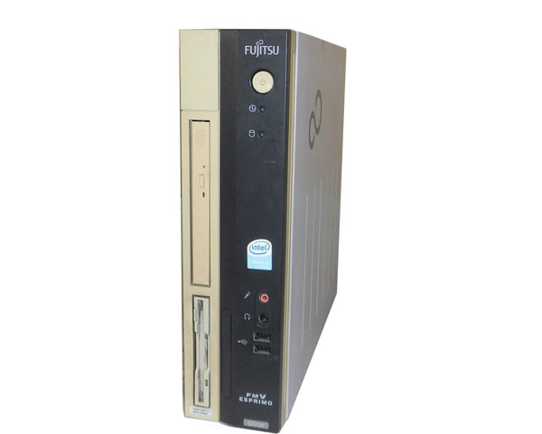 中古パソコン OSなし 富士通 FMV-C5200 (FMVC42P111) CeleronD-2.66GHz 1.2GB HDDなし DVDマルチ