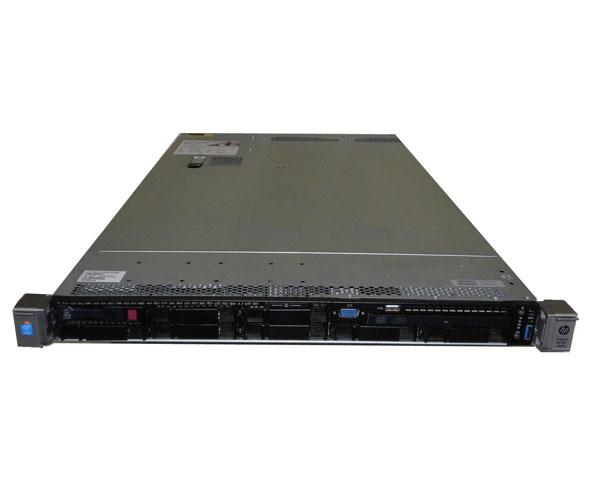 中古 HP ProLiant DL360 Gen9 780027-295 Xeon E5-2630 V3 2.4GHz×2 128GB 300GB×1 (SAS 2.5インチ) DVD-ROM Smartアレイ P440ar AC*2