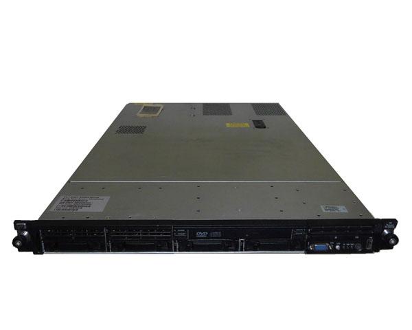 中古 HP ProLiant DL360 G6 504635-291 Xeon E5530 2.4GHz×2 12GB 72GB×2 (SAS 2.5インチ) DVD-ROM Smartアレイ P410i AC*2