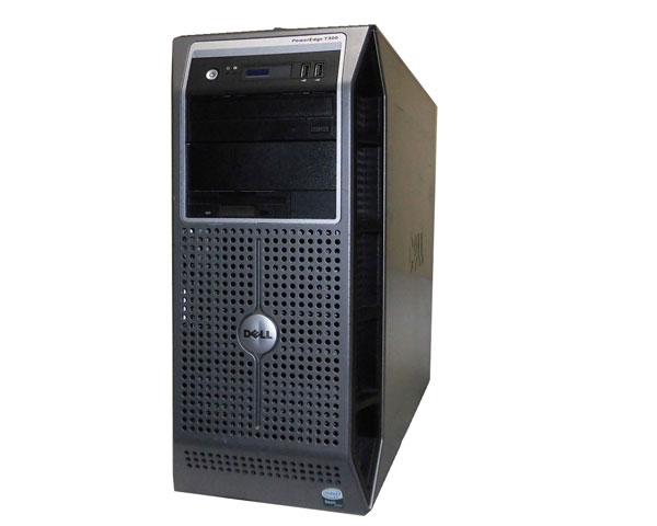 中古 DELL PowerEdge T300 Xeon X3363 2.83GHz 2GB 73GB×2 AC*2 PERC 6i