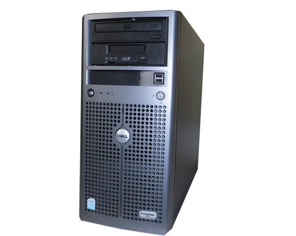 中古 DELL PowerEdge 840 Celeron 430 1.8GHz 3GB 160GB×3 (SATA) PERC 5/i