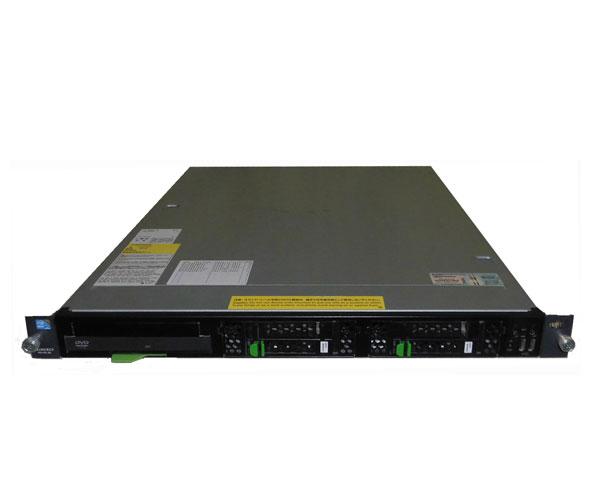 中古 富士通 PRIMERGY RX100 お得セット S6 PGR1064G3 Xeon 新登場 2.4GHz X3430 SAS 300GB×1 4GB DVD-ROM 2.5インチ