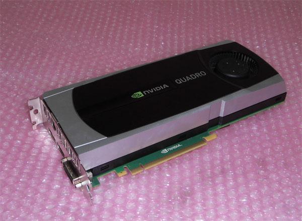 中古 グラフィックボード NVIDIA Quadro 6000