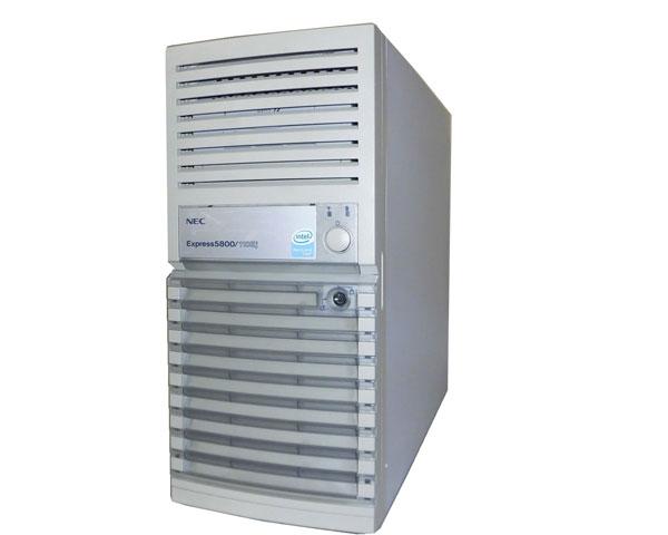 中古 NEC Express5800/110EJ (N8100-1201) Pentium 4- 3.0GHz 1GB HDDなし