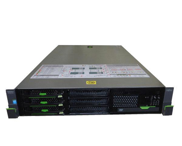 中古 富士通 PRIMERGY RX300 S8 PYR308R3N Xeon E5-2643 V2 3.5GHz 8GB HDDなし DVD-ROM
