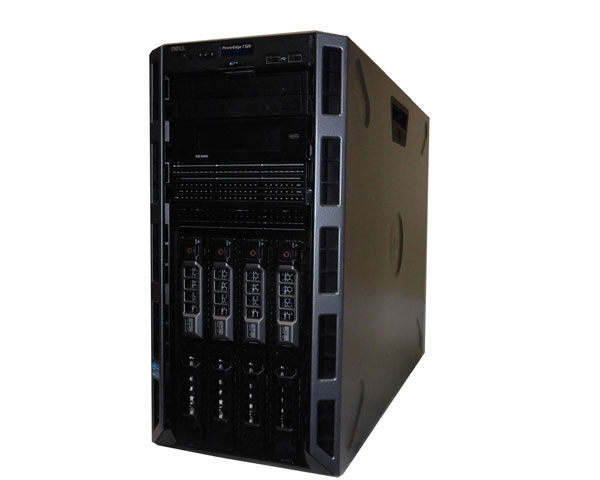 中古 DELL PowerEdge T320 Xeon E5-2420 V2 2.2GHz 16GB 600GB×2 (SAS) DVDマルチ PERC H310