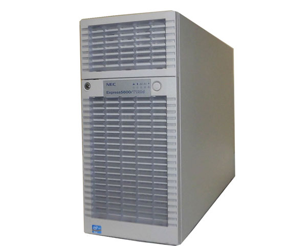 中古 NEC Express5800/T120d (N8100-1875Y) Xeon E5-2407 2.2GHz 4GB HDDなし DVDマルチ