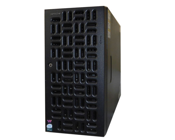 中古 HITACHI HA8000/70W VF (GSL073VF-J2J5T21) Xeon 5160 3.0GHz 2GB 73GB×2 (SAS 3.5インチ) AC*2