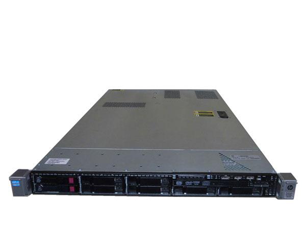 中古 HP ProLiant DL360e Gen8 688981-295 Xeon E5-2420 1.9GHz 8GB 300GB×1(Smart アレイ B320i)