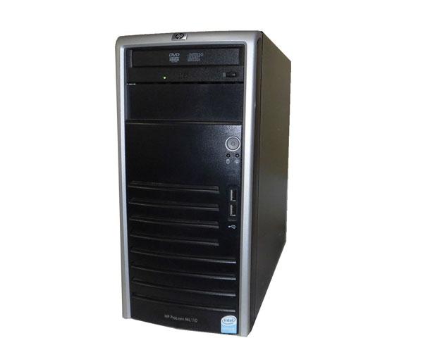 中古 HP ProLiant ML110 G3 393256-B21 Celeron-2.53GHz 512MB 80GB×1