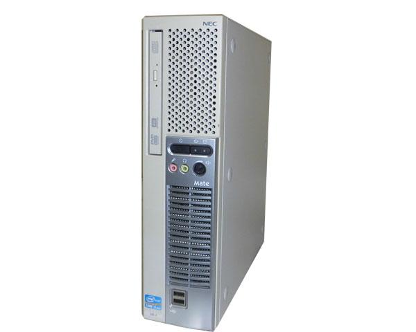Windows10 Pro 32bit NEC Mate MK34ME-F (PC-MK34MEZDF) 第3世代 Core i5-3470 3.2GHz 4GB 250GB DVDマルチ 中古パソコン デスクトップ 本体のみ