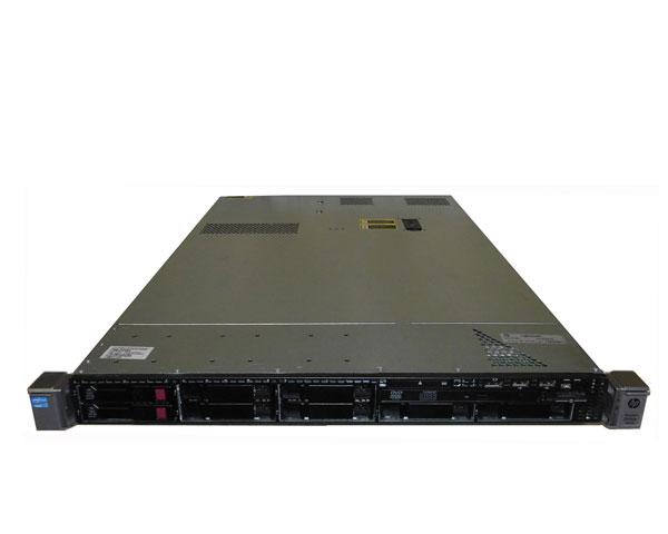中古 HP ProLiant DL360p Gen8 646900-291 Xeon E5-2603 1.8GHz 12GB 146GB×1 (SAS 2.5インチ) DVD-ROM Smartアレイ P420i/ZM AC*2