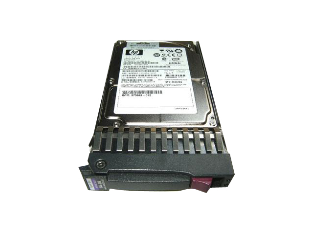 HP 504064-002 DH0072BALWL 中古ハードディスク72GB 15K SAS 格安店 2.5インチ オーバーのアイテム取扱☆