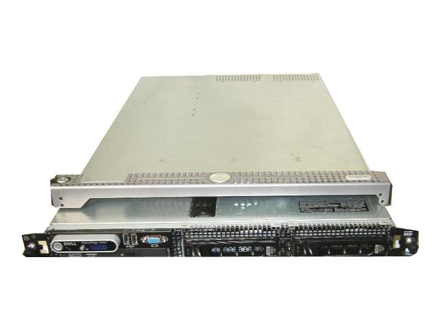 DELL PowerEdge 1950-2【中古】Xeon E5335 2.0GHz×2/8GB/300GB×2