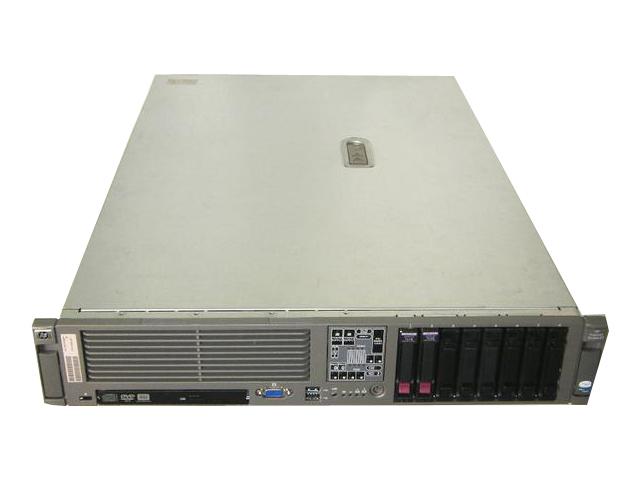 HP ProLiant DL380 G5 433525-291【中古】Xeon E5335 2.0GHz×1/4GB/HDDレス(別売り)
