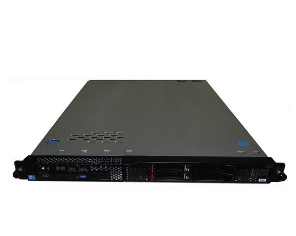 IBM System X3250 M4 2583-PAY【中古】Xeon E3-1220 V2 3.1GHz/8GB/300GB×1/AC*2