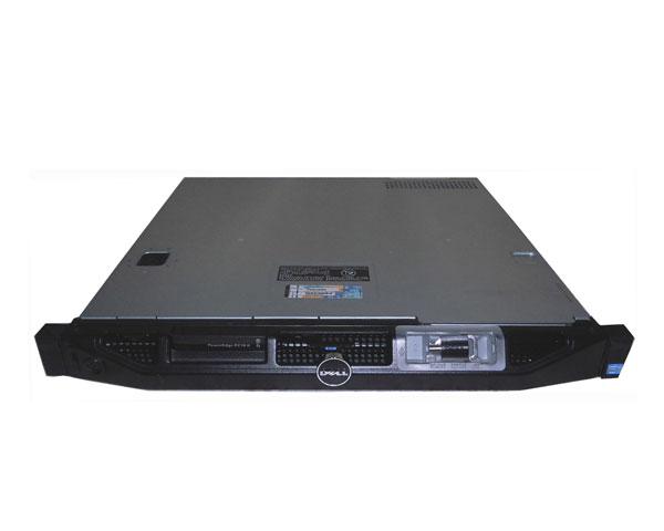 DELL PowerEdge R210 II 中古サーバー Xeon E3-1220 V2 3.1GHz/4GB/1TB