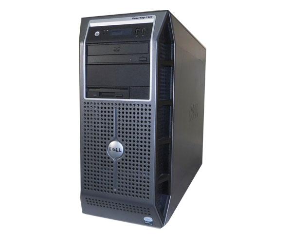 DELL PowerEdge T300 中古サーバー Xeon-E3113 3.0GHz/2GB/160GB×1