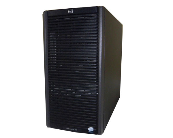 HP ProLiant ML350 G5 458244-291【中古】Xeon E5410 2.33GHz/2GB/146GB×3
