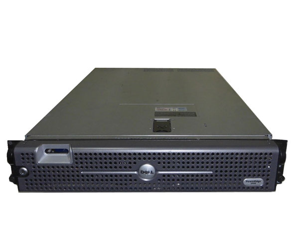 DELL PowerEdge 2950-3【中古】Xeon E5450 3.0GHz×2/4GB/300GB×3/AC*2