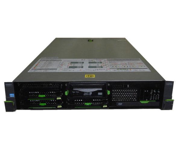 富士通 PRIMERGY RX300 S7 PYR307R3N【中古】Xeon E5-2609 2.4GHz/4GB/146GB×1