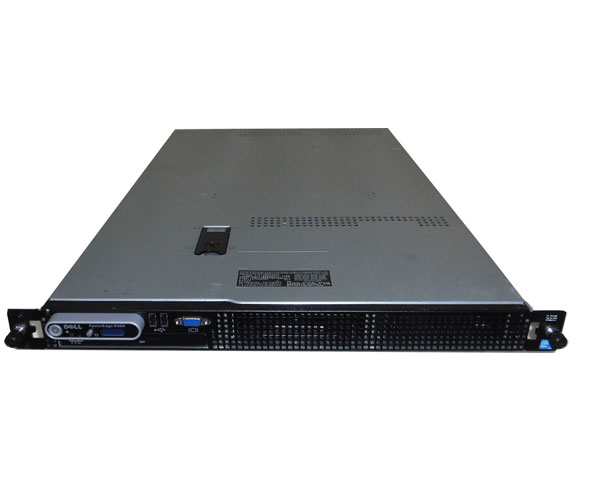 DELL PowerEdge R300 【中古】Xeon X3323 2.5GHz/16GB/500GB×1