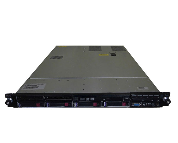 HP ProLiant DL360 G6 504636-291 中古サーバー Xeon L5520 2.26GHz×2/4GB/146GB×2