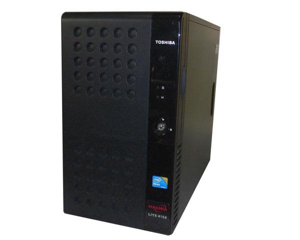 TOSHIBA MAGNIA Lite41SE (SYU4140B)【中古】Xeon-X3330 2.66GHz/4GB/500GB×2