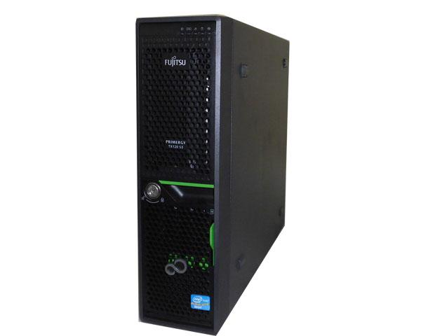 富士通 PRIMERGY TX120 S3 PYT12PZJAS【中古】Xeon E3-1220 V2 3.1GHz/10GB/1TB×2