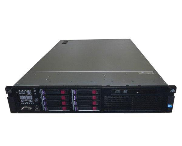 HP ProLiant DL380 G7 589152-291 中古 Xeon E5640 2.66GHz 8GB 146GB×3 (SAS 2.5インチ) DVD-ROM AC*2 Smartアレイ P410i